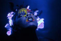 Sha Gaze Photo by Benjamin Fraser Batman, Superhero, Fictional Characters, Image, Beauty, Collection, Art, Art Background, Kunst