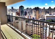 Este #apartamento no Centro de #SaoPaulo tem 42m². O imóvel possui infraestrutura para automação, #fechadura #biométrica e lazer completo!