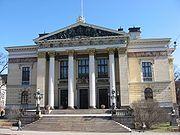 Gustaf Nyströmin suunnittelema Säätytalo Helsingissä (uusrenessanssi)