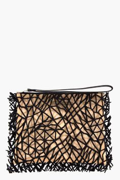CHRISTOPHER KANE Clutches For Women, Black Purses, Small Leather Goods,  Fashion Handbags, 2f95fb685d