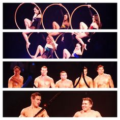 Kellogg's Tour 2012 Olympic Gymnasts❤ The best!