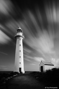 Lighthouse - Point Lowly - Australia