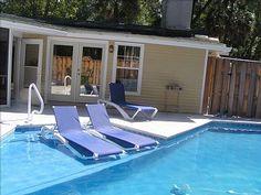 wheelchair friendly pool