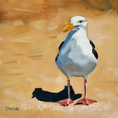 Image result for seagull painting