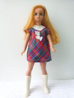 Boneca Antiga Susi Estrela Anos 70 - R$ 695,00 no MercadoLivre