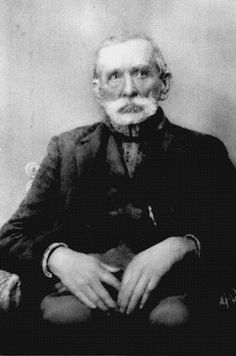 Randolph McCoy (October 30, 1825-March 28, 1914) was the McCoy family patriarch during the Hatfield-McCoy feud. McCoy, who was often called Randell or ''Old Ranel,'' was born in Logan County, one of 13 children of Daniel and Margaret McCoy, neighbors of the Hatfields. In 1849, McCoy married his cousin, Sarah McCoy, whose father gave the young couple a small farm on Blackberry Fork of Pond Creek in Pike County, Kentucky. There, they raised 13 children.