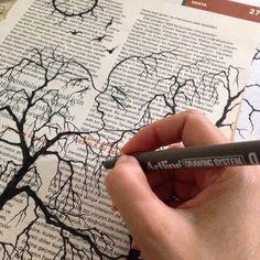 #art #illustration #drawing #picture #artist... - LEYLA ÖZLÜOĞLU