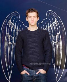 Tom holland ---- suits him so much he could be a mutant