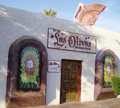 Los Olivos, Scotsdale  Dale's favourite Mexican Restaurant in Phoenix
