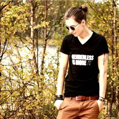 Androgynous Fox Clothing