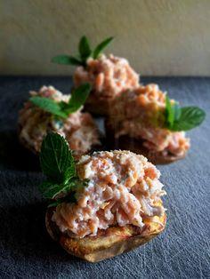 SLELLY: SALMONATE - Patate ripiene di salmone affumicato c...