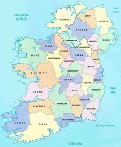 The Northern Irish Ancestor| Over the decades many Irish families, especially those from the northern region of the emerald isle, have resettled in England, Scotland or Wales.  So to help locate some additional vital records on any ancestors from the Northern Ireland region the online web site, Emerald Ancestor offers a free search to see what may be available. #NorthernIreland #UK #Irish #EmeraldAncestor #genealogy #familytree