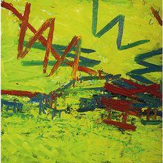 Auerbach: Primrose Hill, Summer (custom print)