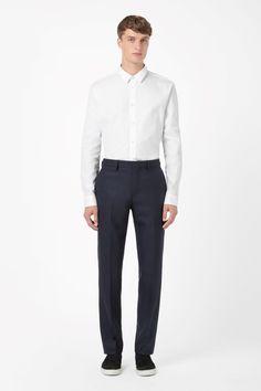 COS | Slim oxford shirt
