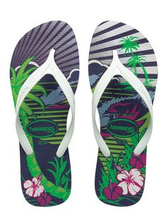 Havaianas surf girl