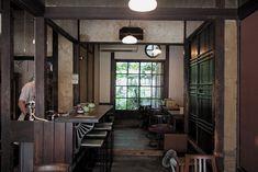 大阪カフェ(中崎町): うてな喫茶店 4番出口から北へ徒歩3分