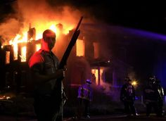 Ferguson unrest continues after police kill 19yr old  8/19/15