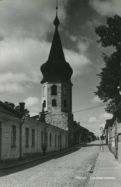 Luostarinkatu Central Asia, Old Pictures, Finland, Taj Mahal, Lost, Historia, Antique Photos, Old Photos