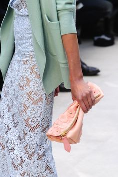 Burberry SS14 pastels