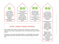 1 My mom loved doing the 12 days of Christmas for someone who needed some extra holiday cheer. She always involved us in the process by having us help with the shopping, wrapping, or delivering. One of my favorite childhood Christmas memories is getting all bundled up, piling in our station wagon, and doorbell ditching [...]