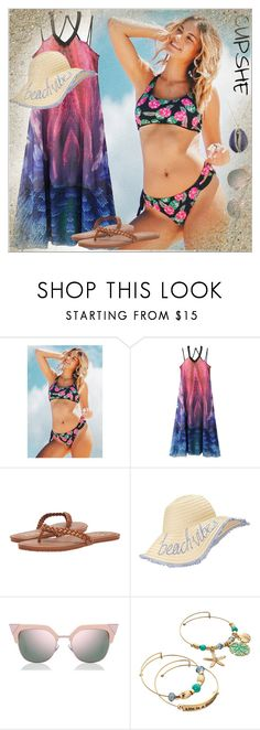 """""""CUPSHE 13/30"""" by aazraa ❤ liked on Polyvore featuring WithChic, Billabong, Miss Selfridge, Fendi and Aurélie Bidermann"""