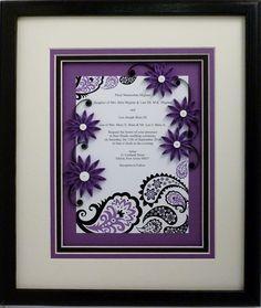 love the purple paisley