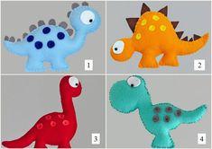 Felt Crafts Dolls, Felt Crafts Diy, Crafts For Kids, Felt Animal Patterns, Stuffed Animal Patterns, Felt Garland, Felt Ornaments, Tractor Crafts, Felt Kids