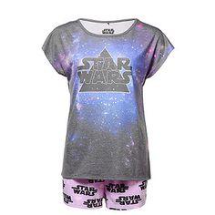 Women's Star Wars Short Pyjama Set – Target Australia