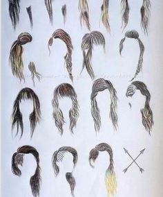 Some hair ideas