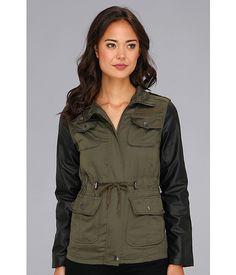 Gabriella Rocha Vidonea Jacket Army Green/Black - Zappos.com Free Shipping BOTH Ways