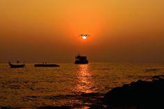 Sunrise by Welbis Pestana on Sunrise, Celestial, Travel, Outdoor, Outdoors, Viajes, Sunrises, Trips, Sunrise Photography