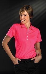 Promotional Products Ideas That Work: LADIES' NIKE TECH PIQUE POLO. Get yours at www.luscangroup.com