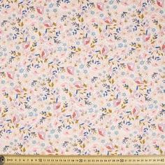 Printed Voile Pretty In Pink 137 cm Fabric Lining Fabric, Cotton Fabric, Curtain Material, Cheese Cloth, How To Make Light, Pretty Pastel, Sheer Fabrics, Different Fabrics, Beautiful Patterns