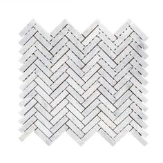Ivy Hill Tile Dart White Carrara and Bardiglio in. x 10 mm Polished Marble Mosaic Jet Stream 10 in. x 11 in. x 8 mm Honed Marble Stone Mosaic Tile Ivy Hill Tile Dart White Carrara and Bardiglio in. x 10 mm Polished Marble Mosaic …