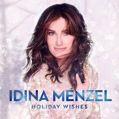 Idina Menzel - Holiday Wishes Vinyl LP September 8 2017 Pre-order