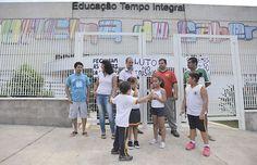 Pais protestam pela volta da Oficina do Saber no bairro - 14/04/16 - SOROCABA E REGIÃO - Jornal Cruzeiro do Sul