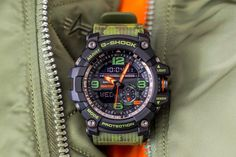 Burton Puts Its Own Spin on the Casio G-SHOCK Mudmaster