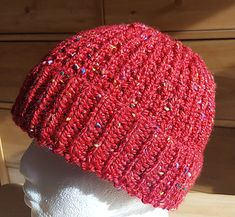 You know how it is when you want to knit a hat as a gift or for charity - do they prefer a fitted or slouchy hat? will they like the stitch pattern?? will it fit???