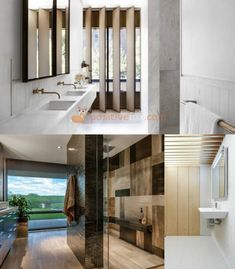 High Tech Interior Design is a modern design trend with focus on cutting-edge technology, straight lines, clear geometric shapes and futuristic furniture. Bathroom Interior Design, Modern Interior Design, Interior Decorating, Interior Ideas, Classic Bathroom, Futuristic Furniture, Amazing Bathrooms, Kitchen Design, Bathroom Ideas