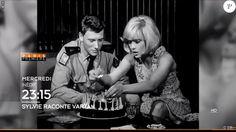"""Image extraite du documentaire """"Sylvie raconte Vartan"""", sur Paris Première, le 30 septembre 2015 à 23h15."""