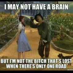 Wizard of OZ ruined