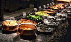 Los 5 mejores buffets de la CDMX