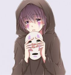"Spirited Away's ""No Face"" in Human Form can't...i just...can't it too cute."
