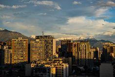 Vista Santiago agosto 2015 #Stgo #Chile #CamiloLastarria