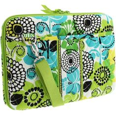 Vera Bradley Mini Laptop Case ($54) ❤ liked on Polyvore