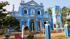 church on the way to Chilaw