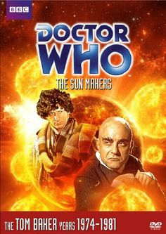 Doctor Who: The Sun Makers DVD