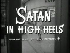 Immoral Tales: Satan in High Heels (1962)