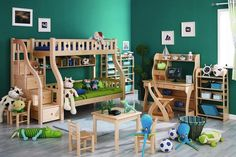 Chinese Sampor Furniture uses Metsä Wood's pine timber for their heigh quality products Pine Timber, Inspiration For Kids, Cool Rooms, Wood Furniture, Kids Room, Bedroom, Children, Fun, Industrial