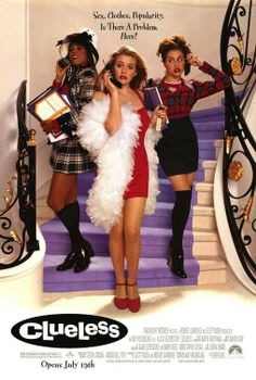 CLUELESS // usa // Amy Heckerling 1995